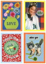 4 kaarten