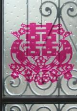 perspex hanger